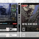 Metal Gear Solid X Box Art Cover