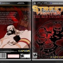 Street Fighter Chronicles: The Red Cyclone Box Art Cover