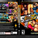 Super Street Fighter IV Box Art Cover