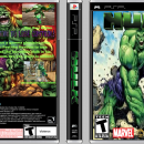 Hulk The Video Game Box Art Cover