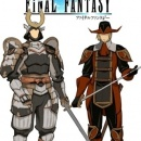 Final Fantasy I Box Art Cover