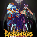 Darkstalkers Chronicle: The Chaos Tower Box Art Cover