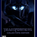 Transformers The Game: Collectors Edition Box Art Cover