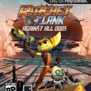 Ratchet & Clank: Against All Odds Box Art Cover