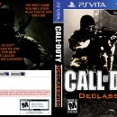 Call Of Duty: Declassified Box Art Cover