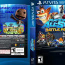 Playstation All-Stars Battle Royale Box Art Cover