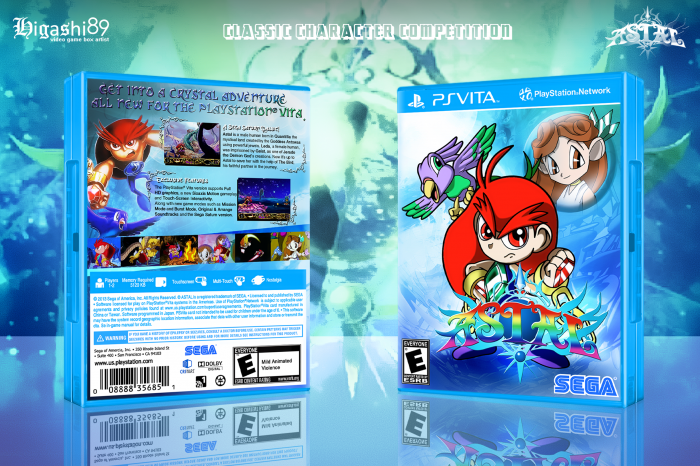 Astal box art cover
