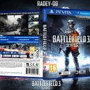 Battlefield 3: Skyrise Box Art Cover
