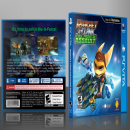 Ratchet & Clank: Full Frontal Assault Box Art Cover