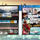 Grand Theft Auto: Los Santos Box Art Cover