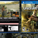 Uncharted: Golden Abyss Box Art Cover