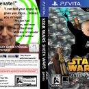 Star Wars Sheev Wars Box Art Cover