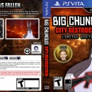 BIG CHUNGUS: CITY DESTRUCTION Box Art Cover