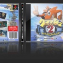 Crash Bandicoot 2: Cortex Strikes Back Box Art Cover