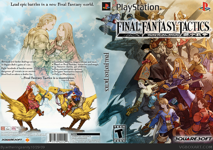 final fantasy tactics ps1