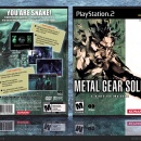 Metal Gear Solid Box Art Cover