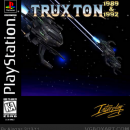 Truxton 1989 & 1992 Box Art Cover