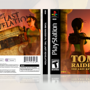 Tomb Raider: The Last Revelation Box Art Cover