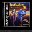 Darkstalkers 3 Box Art Cover