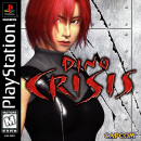 Dino Crisis Box Art Cover