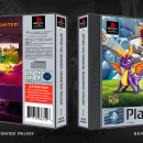 Spyro the Dragon: Reignited Trilogy Box Art Cover