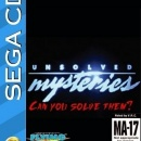 Unsolved Mysteries Can you solve them ? Box Art Cover
