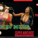 Tecmo Boxing Box Art Cover