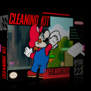 Super Nintendo Cleaning Kit Box Art Cover