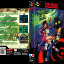 Zombies Ate My Neighbors Box Art Cover