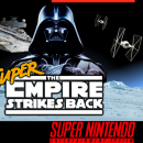 Super Empire Strikes Back Box Art Cover