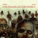 The House of the Dead II Box Art Cover