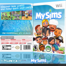 MySims Box Art Cover