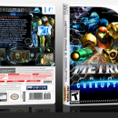 Metroid Prime 3: Corruption Box Art Cover