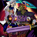 The Legnd of Zelda: The Legendary Sword Box Art Cover