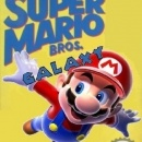 Super Mario Bros Galaxy Box Art Cover