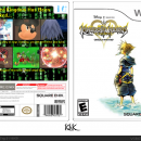 Kingdom Hearts: Coded Box Art Cover