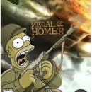 Medal of Homer Box Art Cover