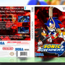 Sonic Suiciders Box Art Cover