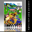 Nintendo Extreme Racer Box Art Cover