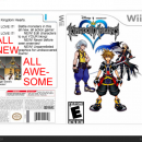 Kingdom Hearts for Wii!!! Box Art Cover