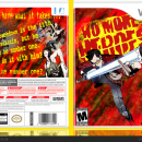 No More Heroes Box Art Cover