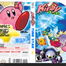 Kirby: Time Star Box Art Cover