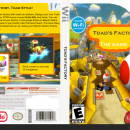 Toad's Factory: The Game Box Art Cover