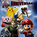 Super Smash Bros 10th Anniversary Collection Box Art Cover
