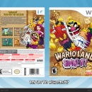 Wario Land: Shake It! Box Art Cover