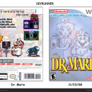 Dr. Mario VC Box Art Cover