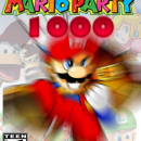 Mario Party 1000 Box Art Cover