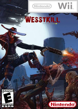 WesstKill box cover