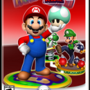 Mario Party 8: Deluxe Box Art Cover