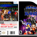 Sega Rock Band Box Art Cover